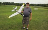 Orville Haggard And His Electric Plane 2015