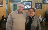 Jerry Truel Board Memberl And His Wife Bobbie